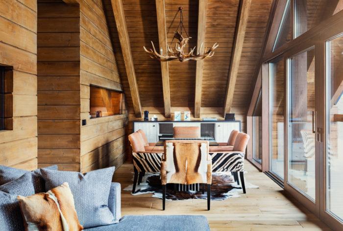 Dining Room Table - El Lodge